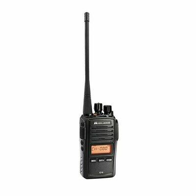 MIDLAND 5W UHF-CB HANDHELD