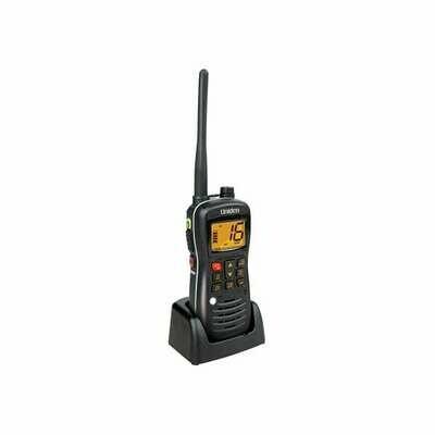 UNIDEN 5WATT VHF MARINE RADIO