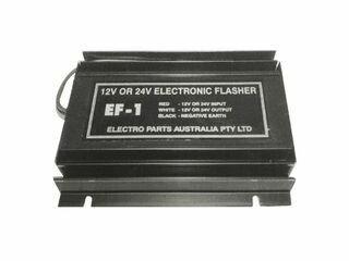 ELECTRO PARTS ELECTRONIC FLASHER 6V TO 30V
