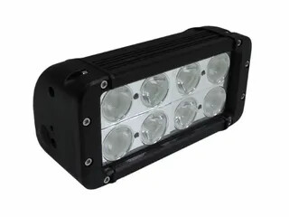 LED WORK LIGHT BAR 80 WATT CREE DOUBLE ROW