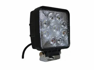 LED WORK LIGHT 27W SQUARE