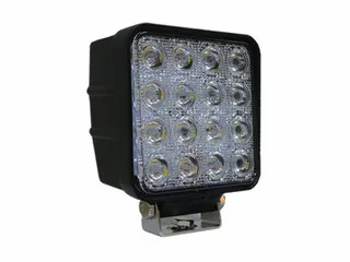 LED WORK LIGHT 48W SQUARE