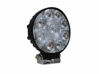 LED WORK LIGHT 27W ROUND