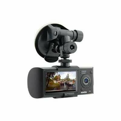 AXIS HD + VGA DASH CAM  GPS