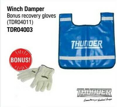 THUNDER WINCH DAMPER WITH BONUS