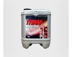 TITAN TRUCK PLUS SAE 15W-40 10L