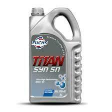 FUCHS TITAN SYN SN SAE 10W-40 5L