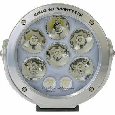 GREAT WHITE 170 SERIES ALLOY DRIVING LIGHT