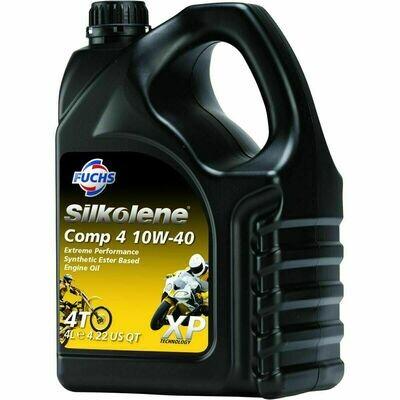 SILKOLENE COMP 4 10W-40XP 4L