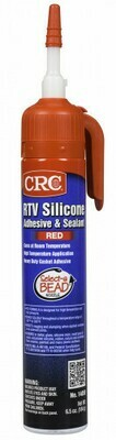 CRC RTV SILICONE RED