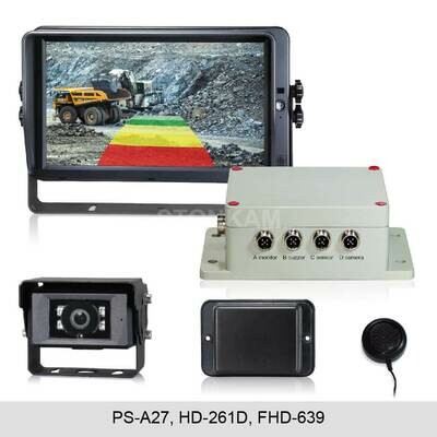 HD Microwave Radar Detection System With Camera