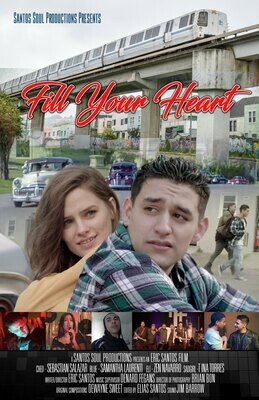 """""""Fill Your Heart"""" Movie Poster"""