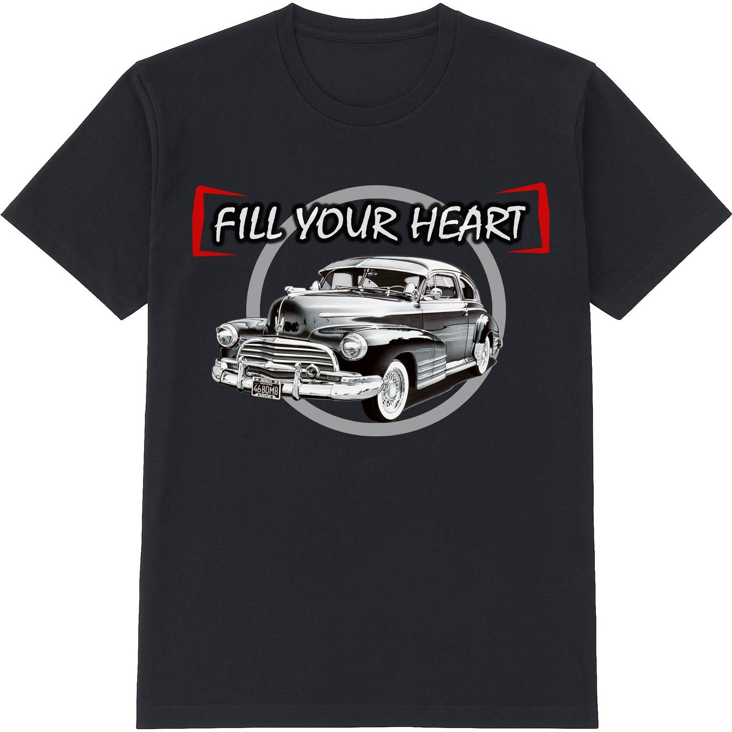 """Fill Your Heart"" Movie T-Shirt"