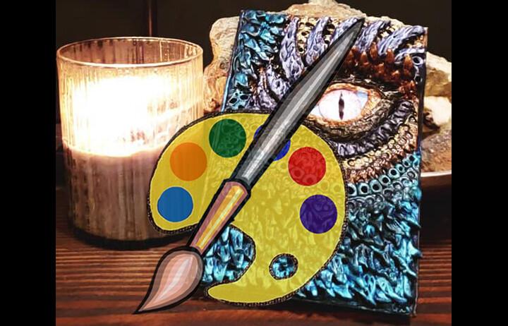 Dragon Journal Supplies