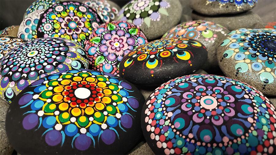 Mandala Stone LIVE ONLINE Workshop