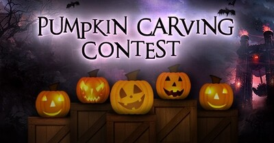 Pumpkin Decorating Online Contest! Win A FREE painting Party!