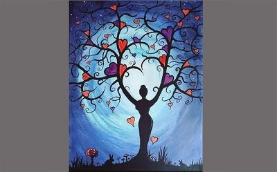 Love Tree Goddess IN-STUDIO Workshop