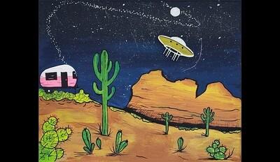 Desert Dreams IN-STUDIO Workshop