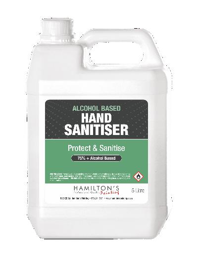 Hand Sanitizer 5L