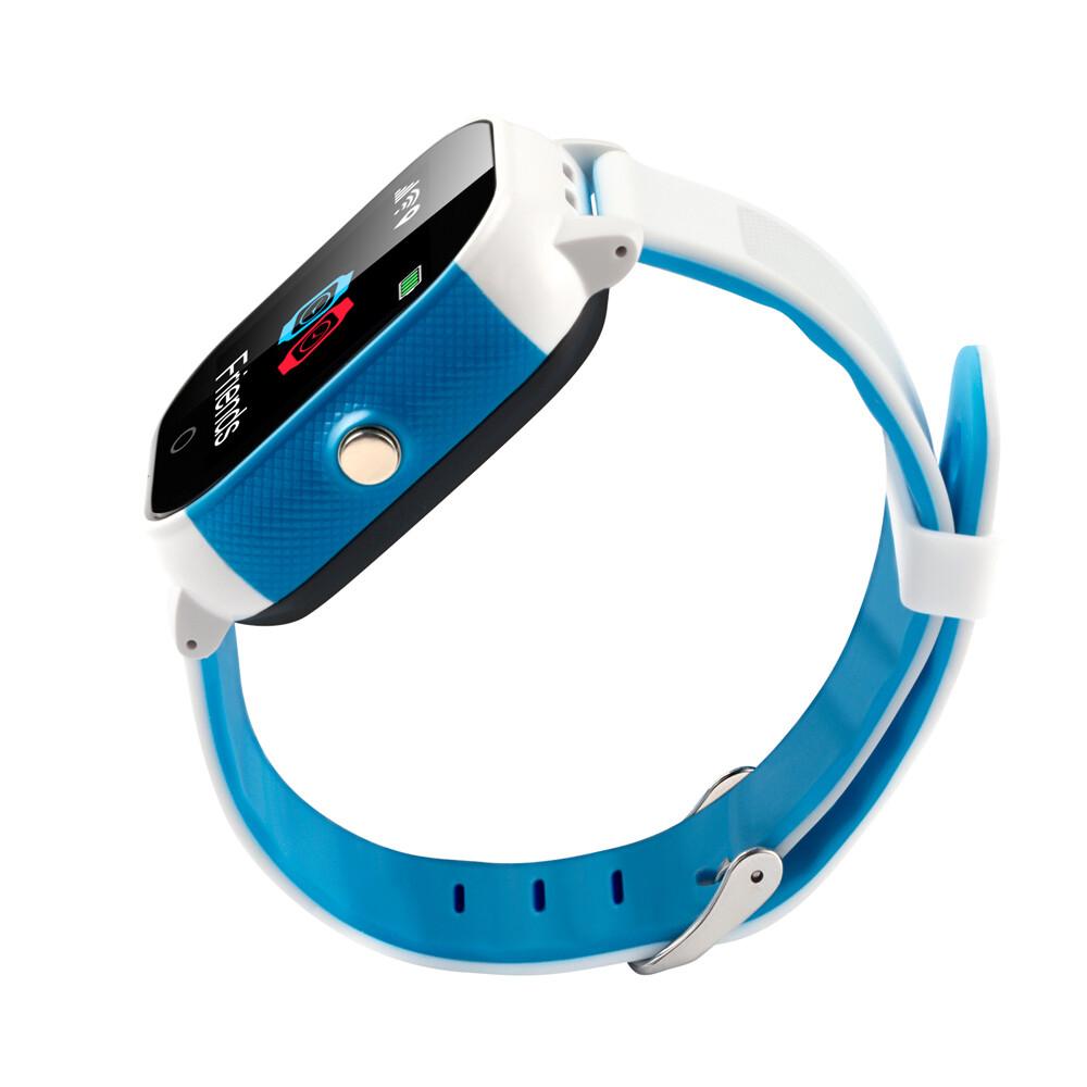 Broadband Anywhere - Waterproof GPS Tracking smart watch for kids, live GPS tracking via app .