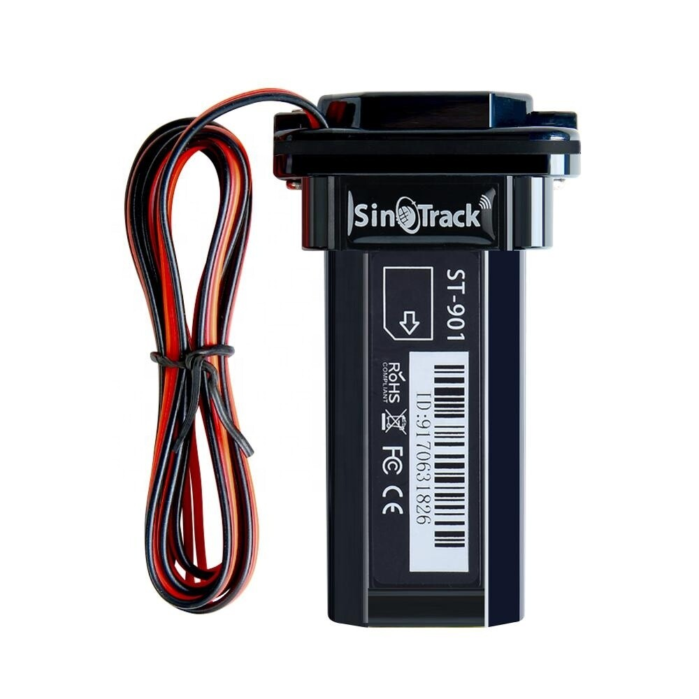 2 for the price of 1 - SinoTrack ST-901 Waterproof vehicle tracker (2 Tracker included)