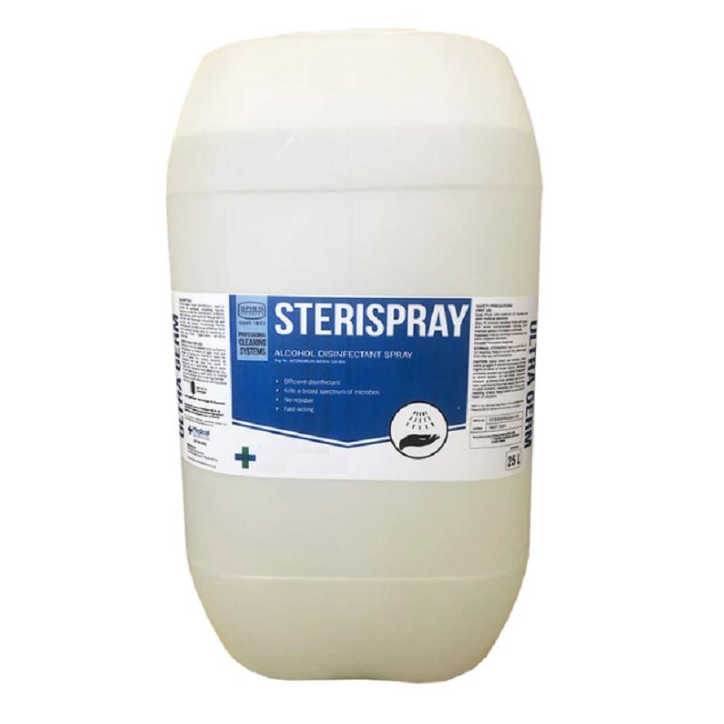 Liquid Hand Sanitiser 70% - 25L