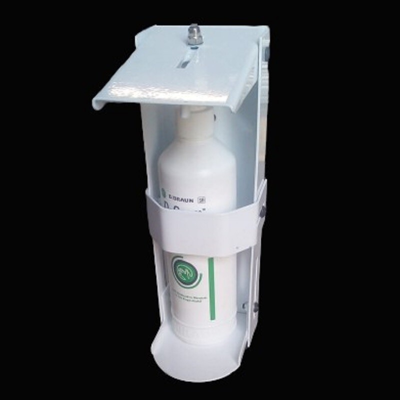 Hands-Free Elbow Operated Sanitiser Dispenser