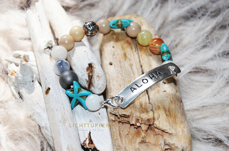 ALOHA Spirit Armband Mix & Match Two