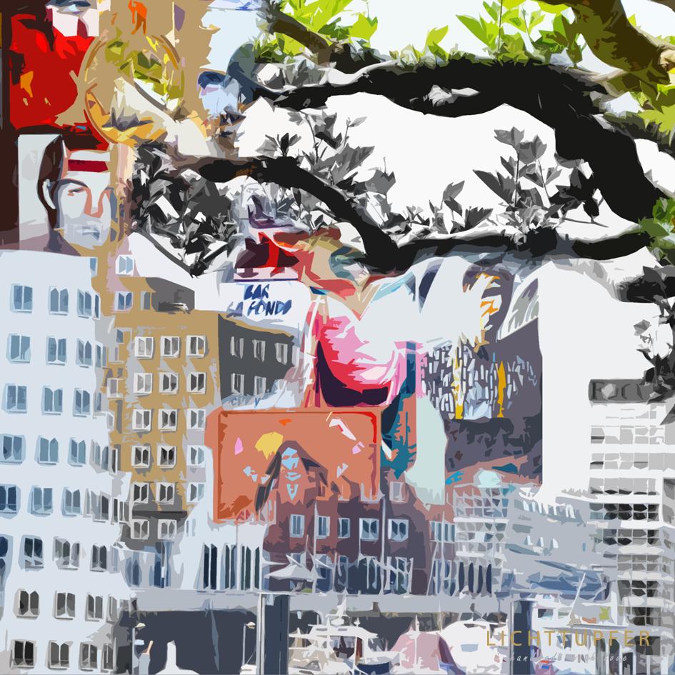 Streetart Mix Collage