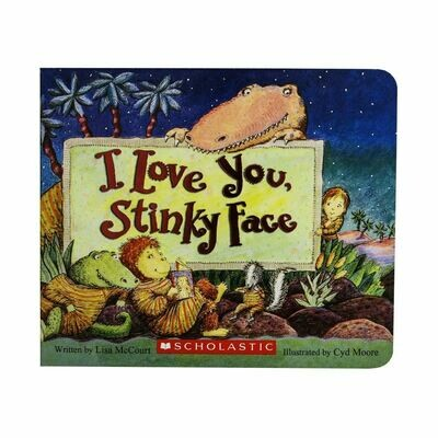 I Love You, Stinky Face BB