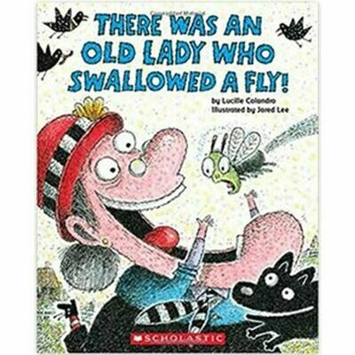 Old Lady Who Swallowed a Fly