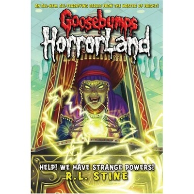 Goosebumps HorrorLand Strange Powers