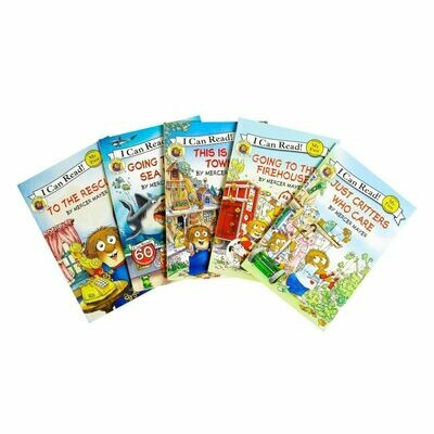 I Can Read Little Critter (Set of 5)