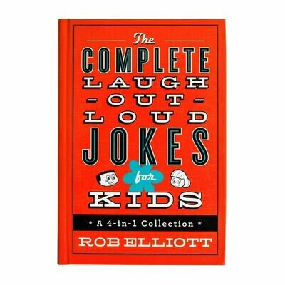 Complete Laugh-Out-Loud Jokes for Kids