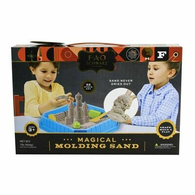 Magical Molding Sand Kit - FAO