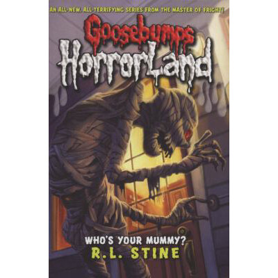 Goosebumps HorrorLand Mummy