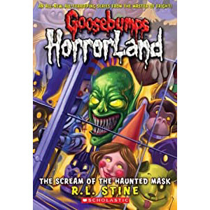 Goosebumps HorrorLand Haunted Mask