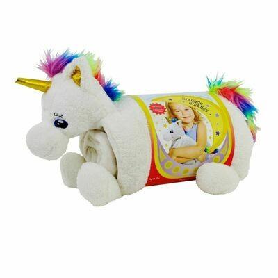 Snuggle Buddies - Unicorn (new)