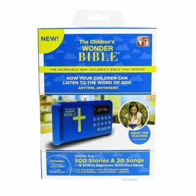 Children's Wonder Bible Audio Player