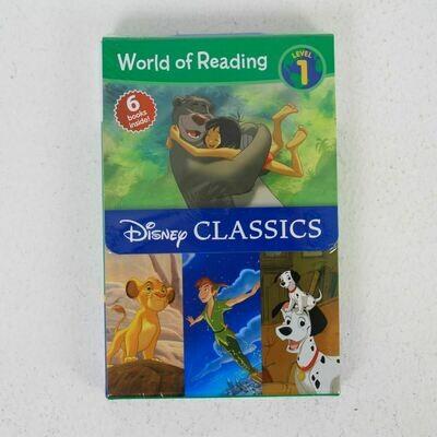 Disney Classics World of Reading PB Box