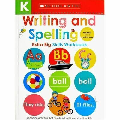 Scholastic Writing and Spelling-K PB