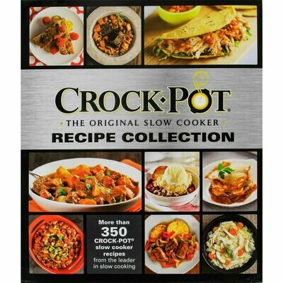 Crock Pot Recipe Collection HC/Jacketed