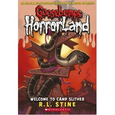 Goosebumps HorrorLand Camp Slither
