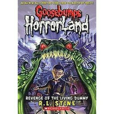 Goosebumps HorrorLand Living Dummy