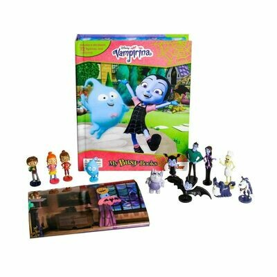 Disney Vampirina My Busy Books
