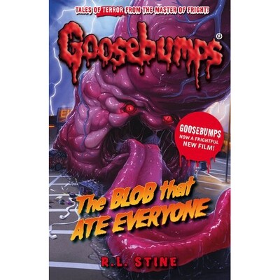 Goosebumps Blob That Ate Everyone