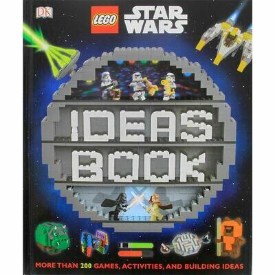 Lego Star Wars Idea's Book