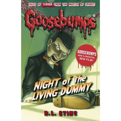Goosebumps Night of Living Dummy