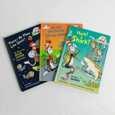 Cat in the Hat Learning Library 3-Set HC