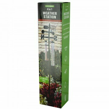 4 in 1 Weather Station